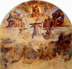 Pittura di Fra Bartolomeo della Porta