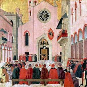 Dipinto di Fra Bartolomeo della Porta