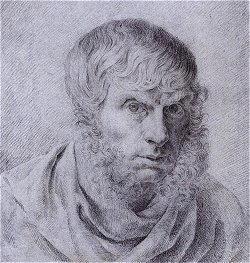 Pittura di Caspar David Friedrich
