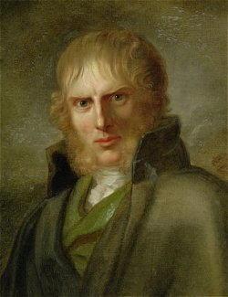 Dipinto di Caspar David Friedrich