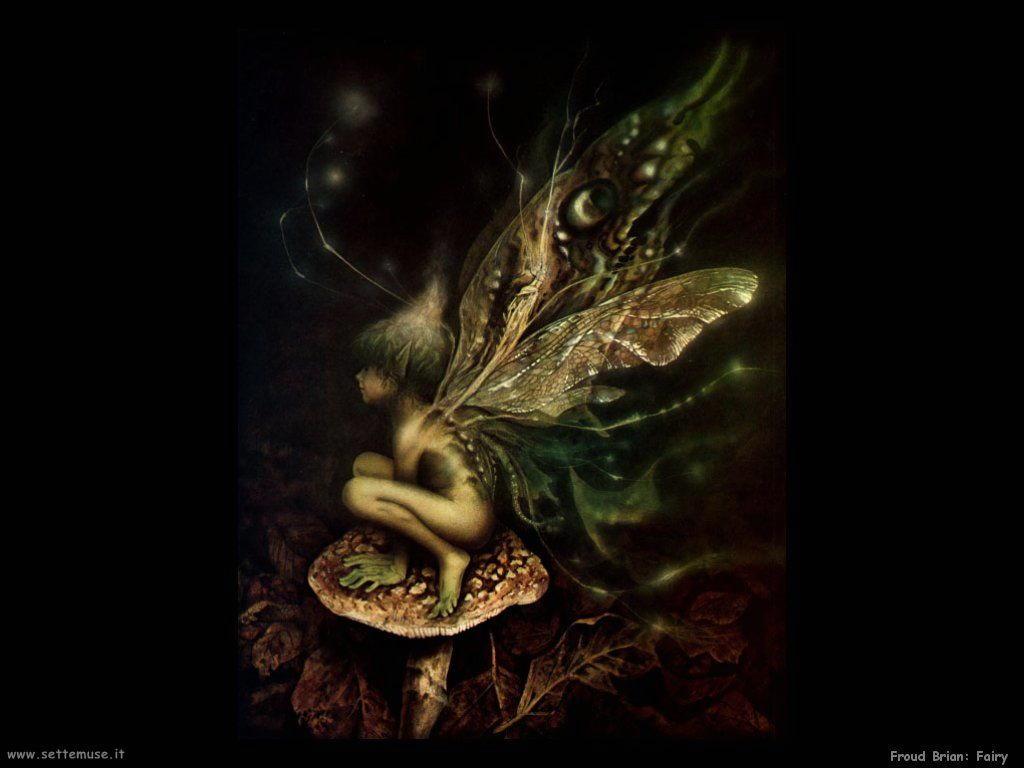 Froud Brian: fantasy art
