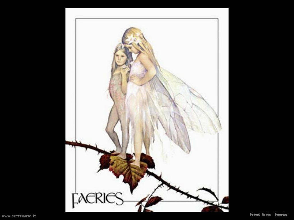 Froud Brian: faeries art 019