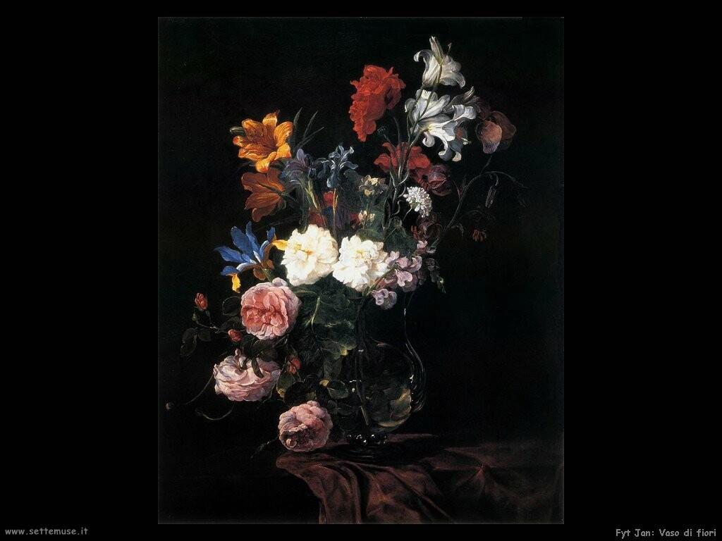 fyt jan  Vaso di fiori