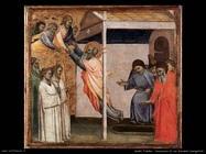gaddi taddeo Assunzione di san Giovanni evangelista