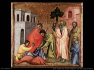 gaddi taddeo  San Giovanni evangelista beve dalla coppa avvelenata