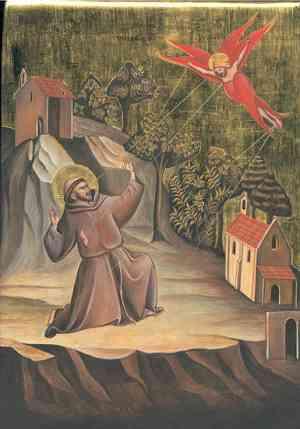 Pittura di Gaddi Taddeo
