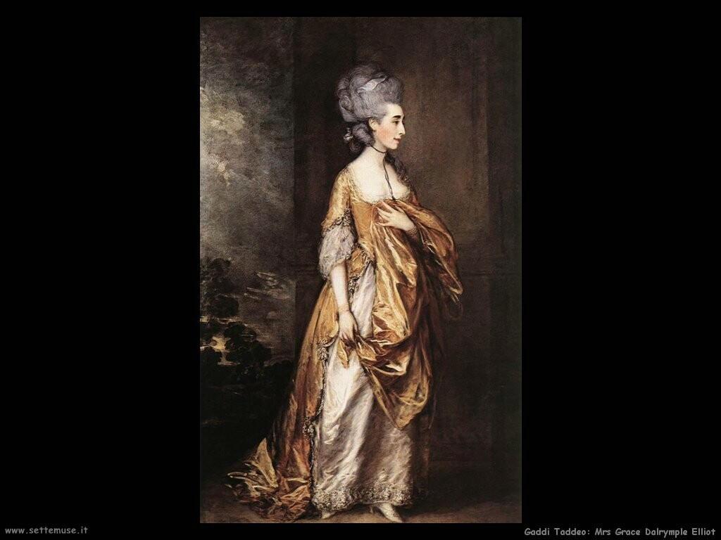 gainsborough thomas Mrs Grace Dalrymple Elliot