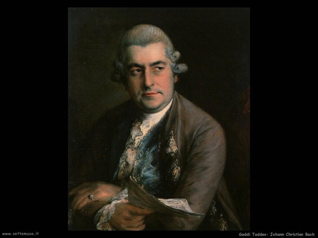 gainsborough thomas  Johann Christian Bach