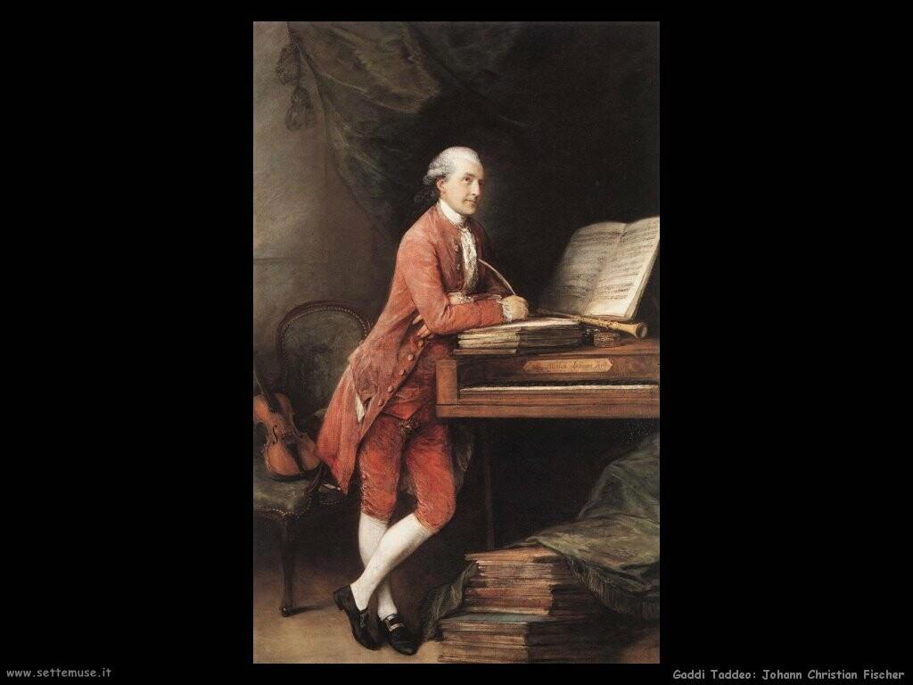 gainsborough thomas Johann Christian Fischer