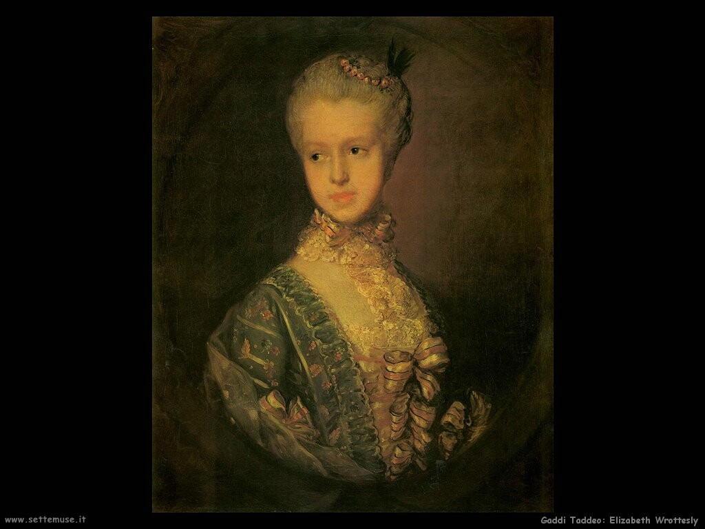 gainsborough thomas Elizabeth Wrottesly