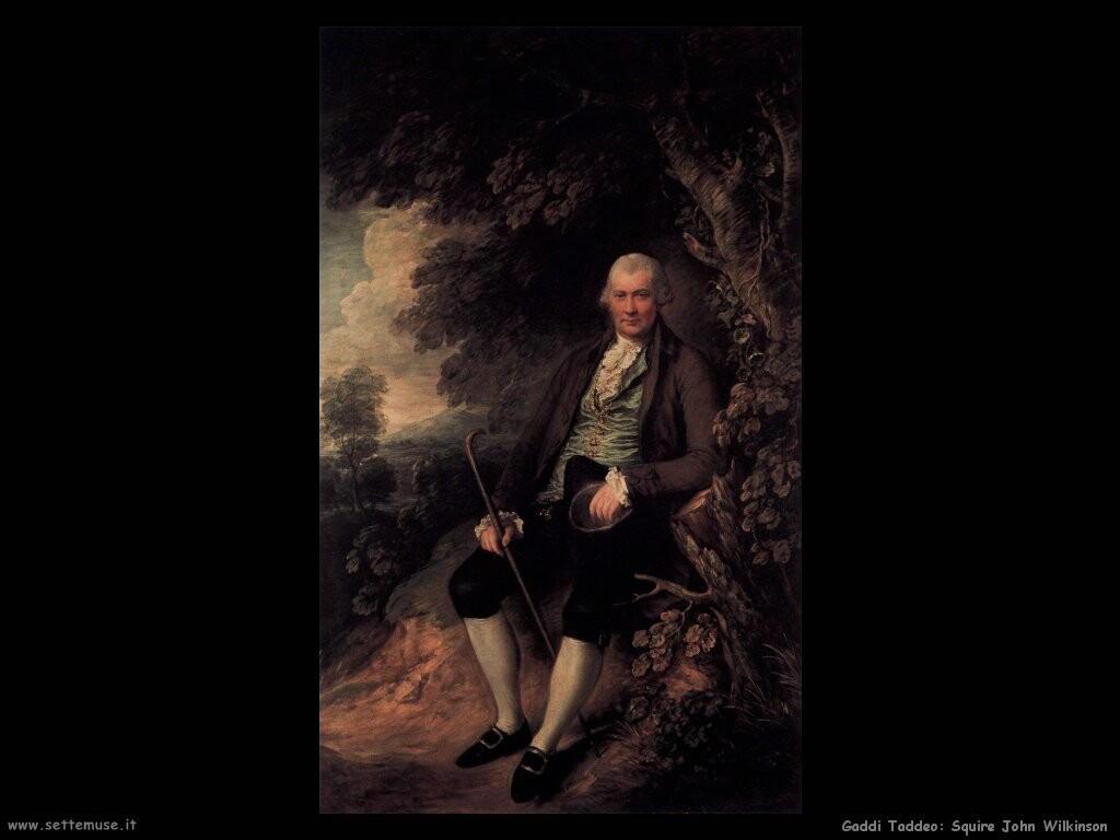 gainsborough thomas Squire John Wilkinson
