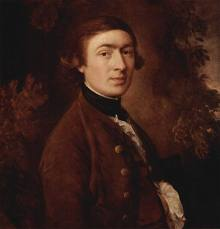 Ritratto di Gainsborough Thomas
