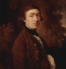 Ritratto di Gainsborough Thomas