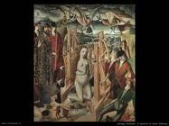 gallego fernando Martirio di santa Caterina