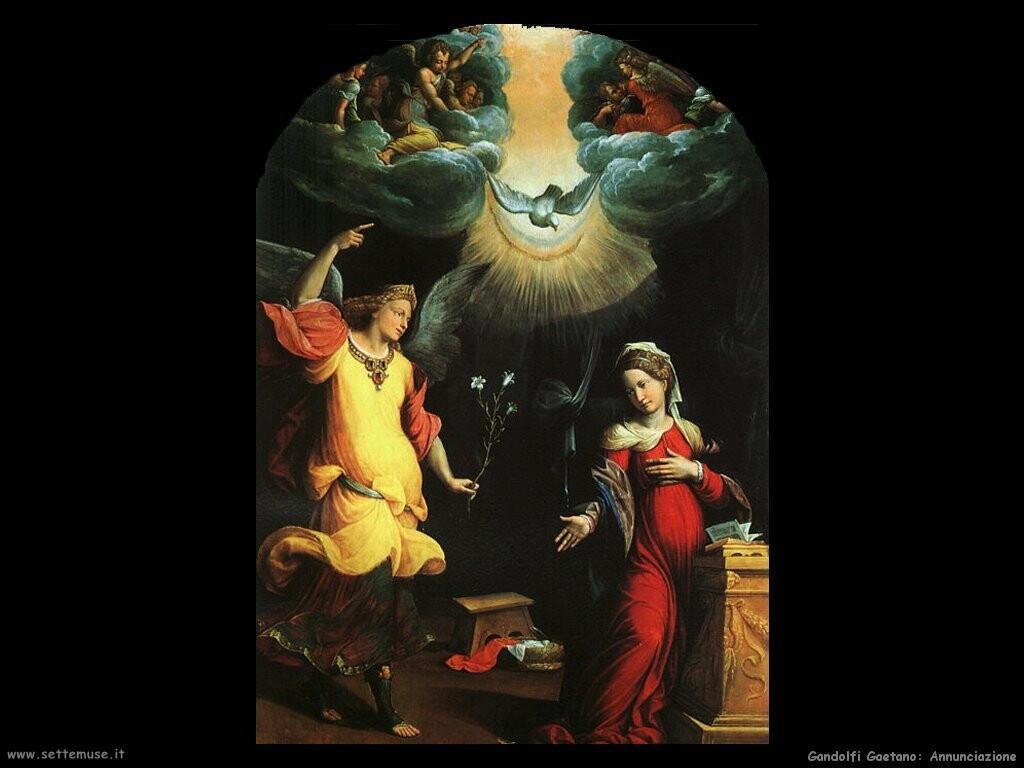 garofalo Annunciazione