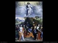 garofalo  Ascensione di Cristo