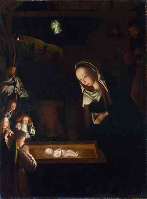Pittura di Geertgen tot Sint Jans