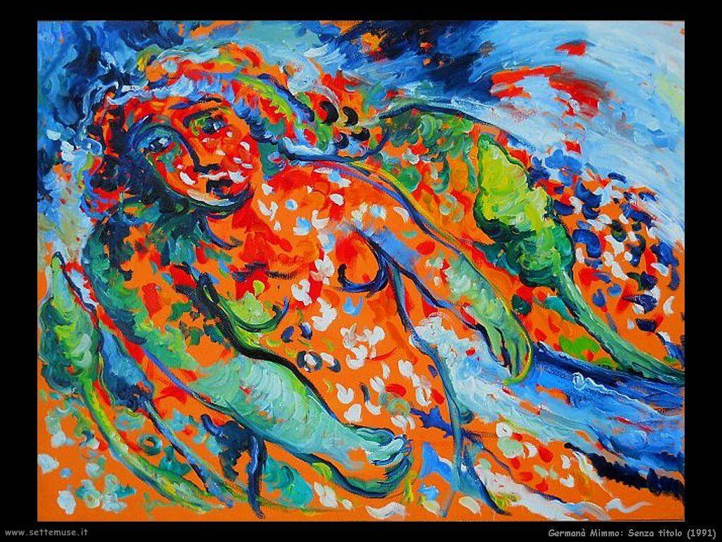 Germana' Mimmo Senza titolo (1991)
