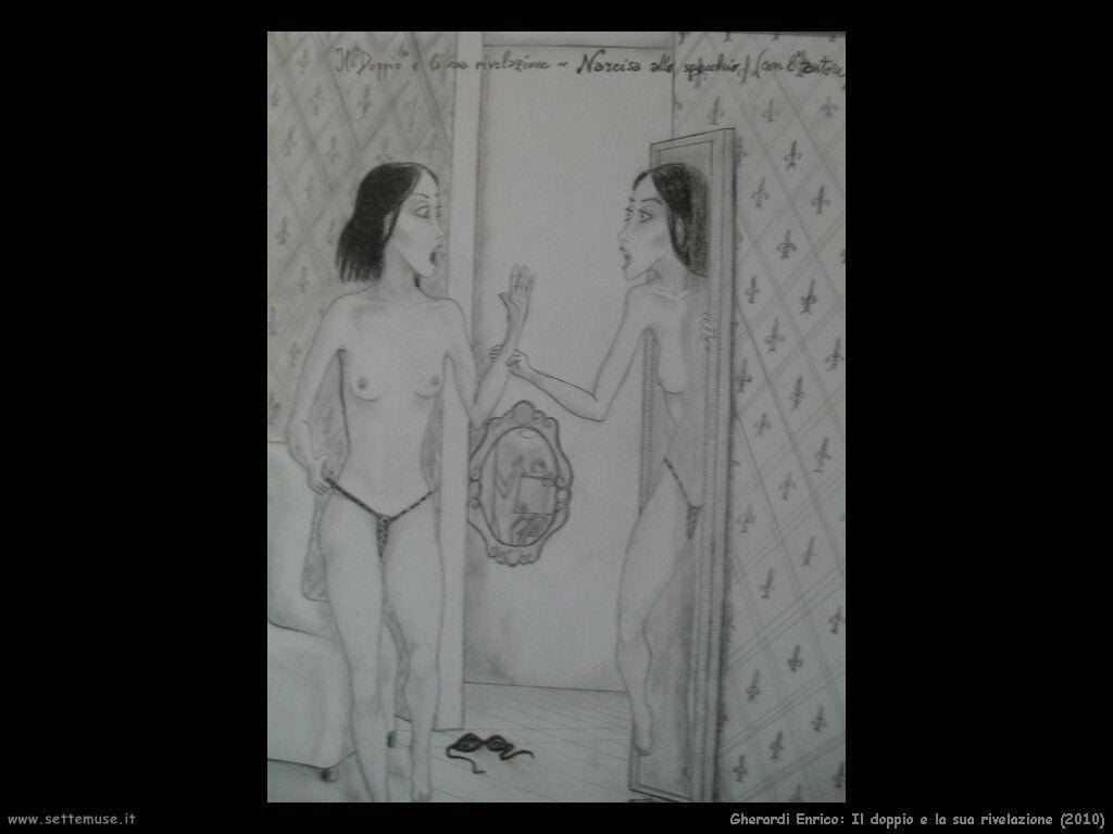 Gherardi Enrico Il doppio e la sua rivelazione (2010)