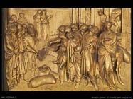 ghiberti lorenzo La scoperta della coppa d'oro