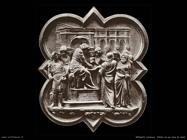 ghiberti lorenzo Pilato se ne lava le mani