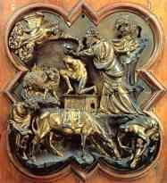 Scultura di Lorenzo Ghiberti