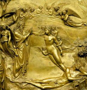 Incisione di Lorenzo Ghiberti