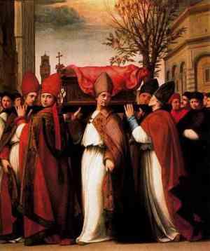 Dipinto di Ghirlandaio Ridolfo