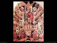 giambono michele Incoronazione della Vergine
