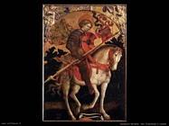 giambono michele San Crisostomo a cavallo