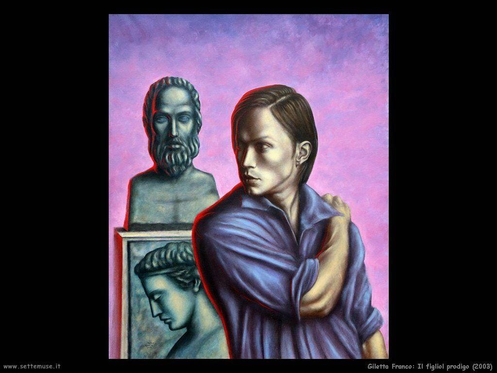 Giletta Franco Il figliol prodigo (2003)