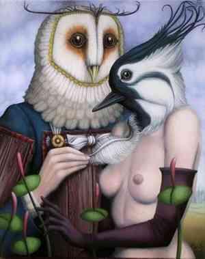 Pittura di Hugues Gillet