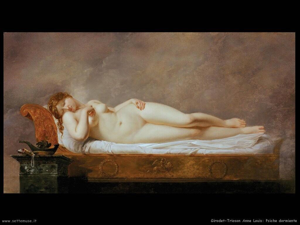 Girodet-Trioson Anne-Louis