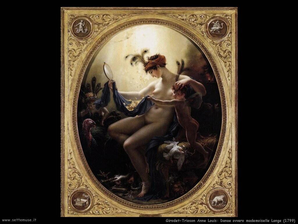 anne louis girodet trioson   danae_mlle_lange_1799