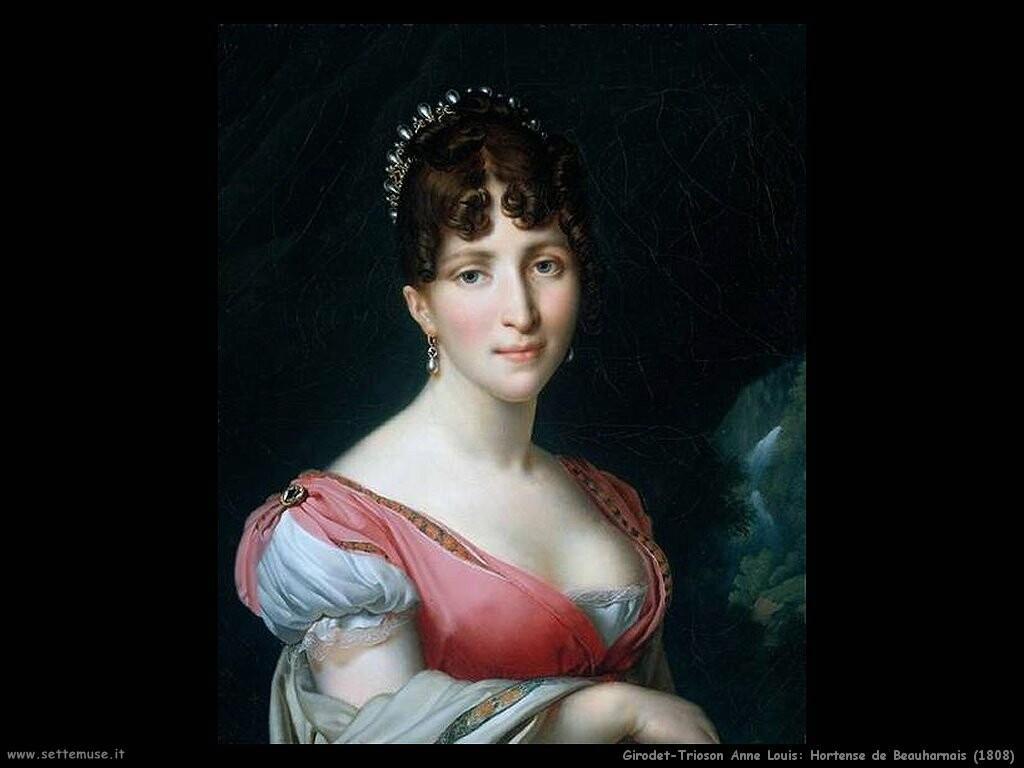 anne louis girodet trioson   hortense_de_beauharnais_1808
