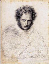 Ritratto di Anne-Louis Girodet-Trioson