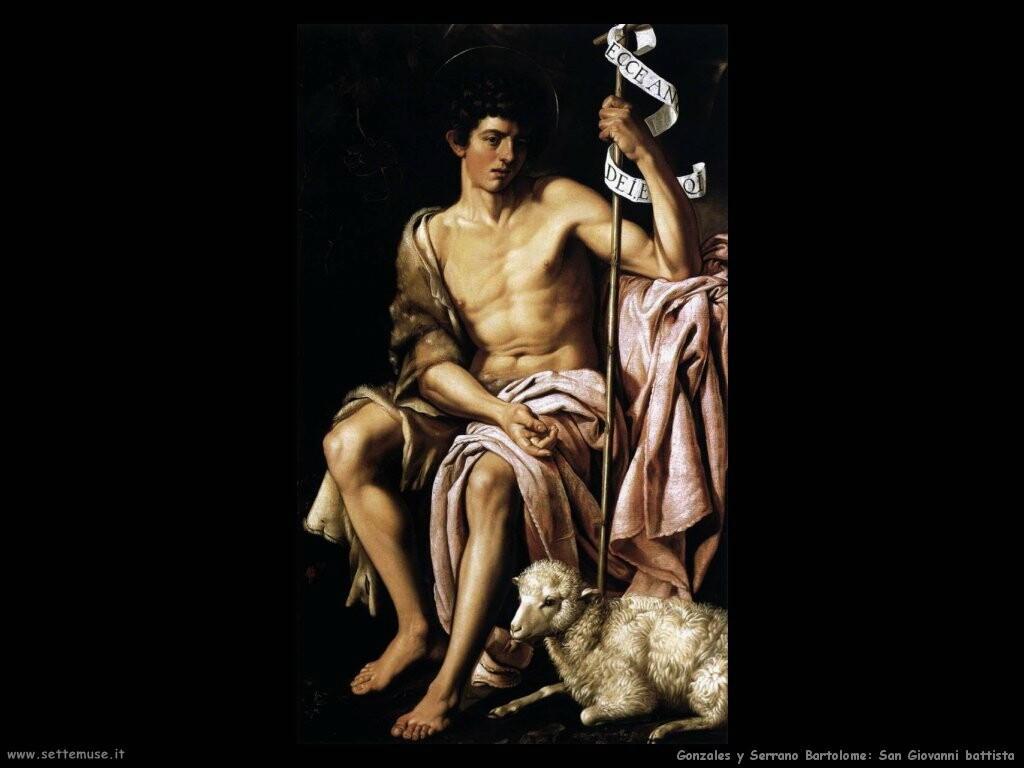 gonzales y serrano bartolome  San Giovanni battista
