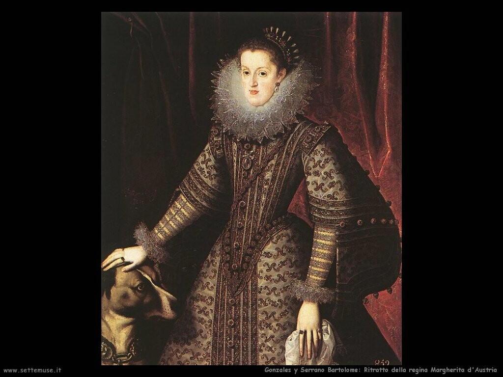 gonzales y serrano bartolome Regina Margherita d'Austria