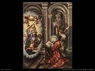gossaert jan mabuse   San Luca dipinge la Madonna