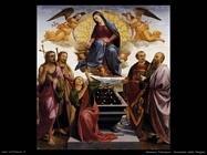 granacci francesco Assunzione della Vergine