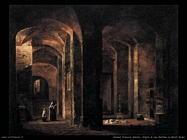granet francois marius Cripta di san Martino ai monti (Roma)