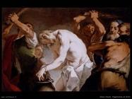 grassi nicola  Flagellazione di Cristo
