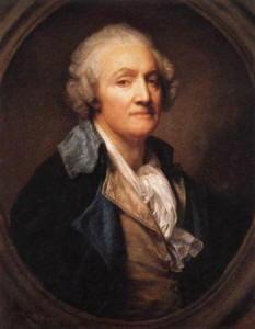 Ritratto di Greuze Jean-Baptiste