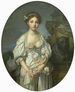 Dipinto di Greuze Jean-Baptiste