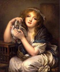 Opera di Greuze Jean-Baptiste