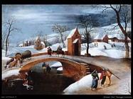 Paesaggio invernale Paesaggio invernale