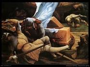 grunewald matthias  Resurrezione (dett)