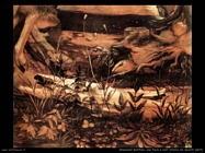 grunewald matthias  San Paolo e sant'Antonio (dett)