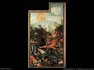 grunewald matthias  La tentazione di sant'Antonio