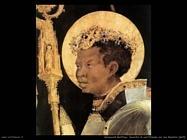 grunewald matthias Incontro di sant'Erasmo con san Maurizio (dett)